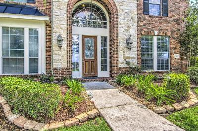 Friendswood Single Family Home For Sale: 2512 W Ranch Drive