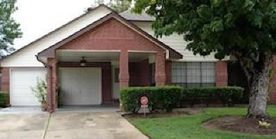 Houston TX Single Family Home For Sale: $169,900