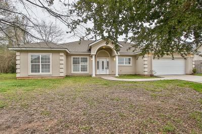 Willis Single Family Home For Sale: 12338 Green Ridge Drive