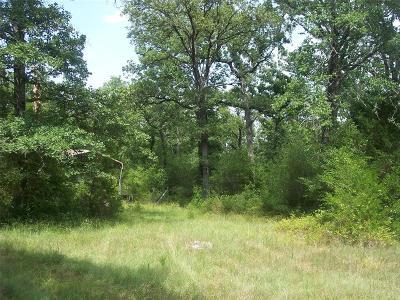 Austin County Farm & Ranch For Sale: 4398 Schoenau 15 Ac Tract Road
