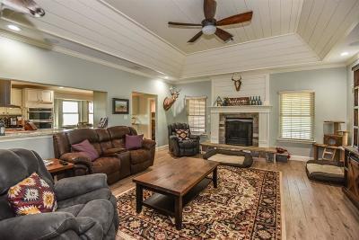 Santa Fe Single Family Home For Sale: 6215 Pearson Road