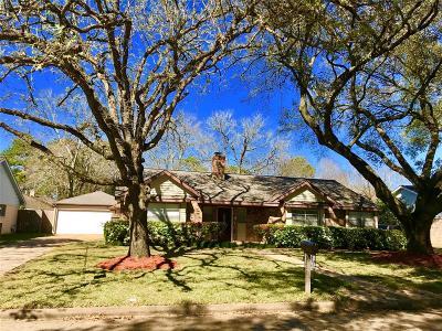 Missouri City Single Family Home For Sale: 3222 La Costa Road