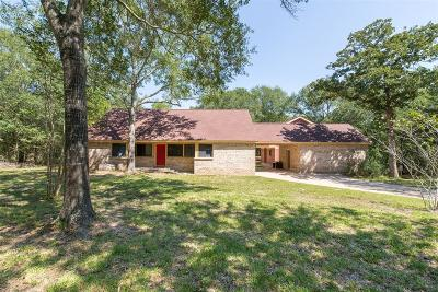 Austin County Single Family Home For Sale: 513 Hickory Creek Road