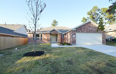 Conroe Single Family Home For Sale: 981 Arbor Crossing