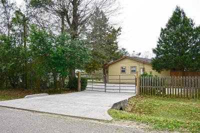 Conroe Single Family Home For Sale: 13247 Creekwood Lane
