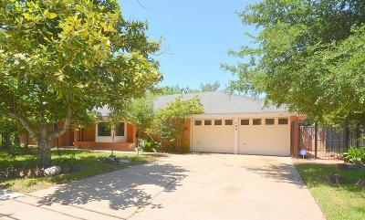 Bellaire Single Family Home For Sale: 706 Atwell Street