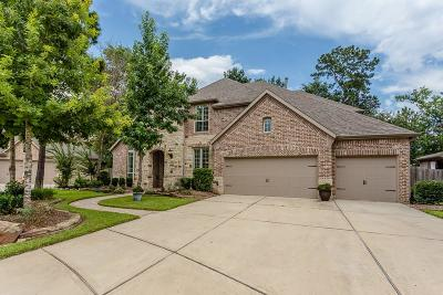 Montgomery Single Family Home For Sale: 114 Dewberry Place