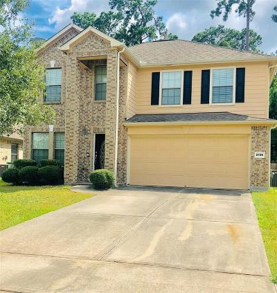 Galveston County, Harris County Single Family Home For Sale: 2729 Sandberry Drive