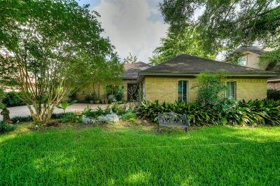 Conroe Single Family Home For Sale: 619 S Rivershire Drive