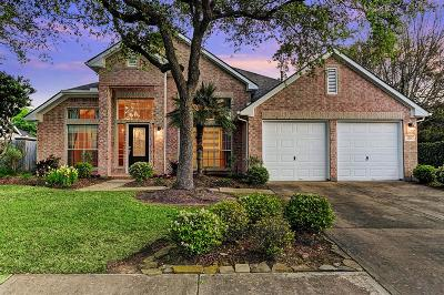 League City Single Family Home For Sale: 3201 White Sands Way