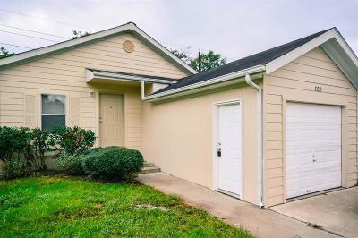 Houston Single Family Home For Sale: 11818 Greensbrook Forest Drive