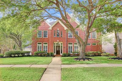 Sugar Land Single Family Home For Sale: 5307 Cambridge Street