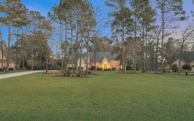Magnolia Single Family Home For Sale: 28752 Lakeside Green