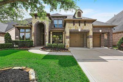 Katy Single Family Home For Sale: 4531 Middleoak Grove Lane
