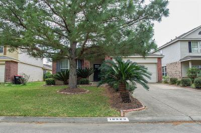 Cypress Single Family Home For Sale: 19323 Yaupon Ranch Drive