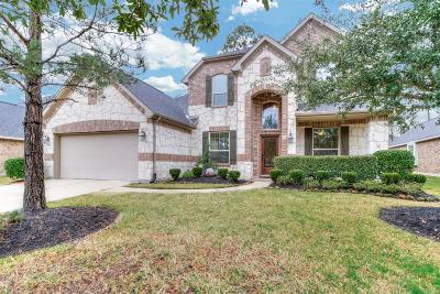 Humble Single Family Home For Sale: 17719 Ashe Park Court