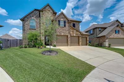 Rosharon Single Family Home For Sale: 13439 Golden Plantation Lane