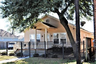Houston Single Family Home For Sale: 929 Kern Street N