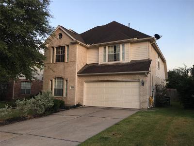 Sugar Land Single Family Home For Sale: 4830 4830 Russett Lane