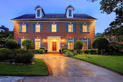 Houston Single Family Home For Sale: 6435 Buffalo Speedway