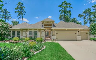 The Woodlands Single Family Home For Sale: 10 Lufberry Place