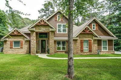 Magnolia Single Family Home For Sale: 1710 Country Oak Court