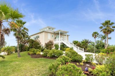 San Leon Single Family Home For Sale: 2727 E Bayshore Drive