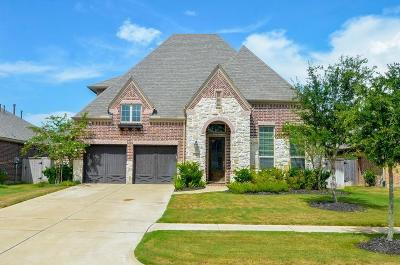 Fulshear TX Single Family Home For Sale: $399,995