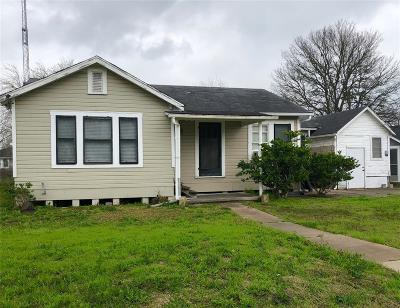 Fayette County Single Family Home Pending: 205 Black Street