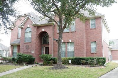 Katy Single Family Home For Sale: 2107 Edendale Circle