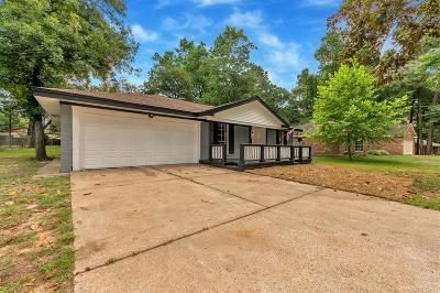 Spring Single Family Home For Sale: 24502 Pine Canyon Drive