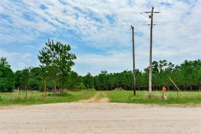 Conroe Residential Lots & Land For Sale: 17860 Deer Way