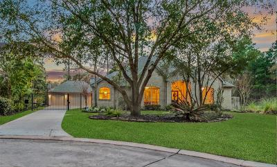 The Woodlands Single Family Home For Sale: 6 Lantana Trail