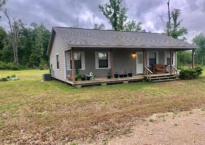 Polk County Single Family Home Pending: 480 Jewell Coleman Road