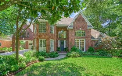The Woodlands Single Family Home For Sale: 31 Turtle Rock Court