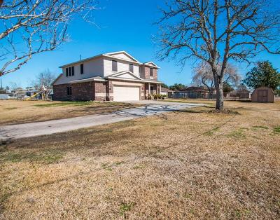 Santa Fe Single Family Home For Sale: 10510 Autry Drive