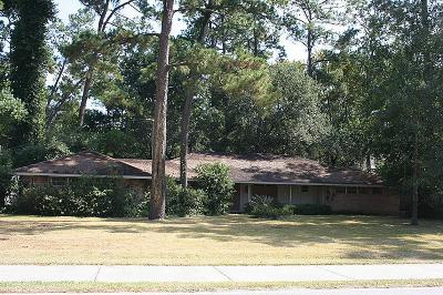 Bunker Hill Village Single Family Home For Sale: 318 Knipp Road