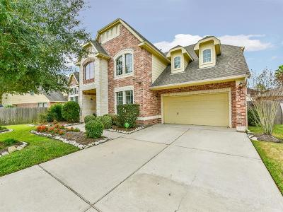 Pearland Single Family Home For Sale: 2316 Scarlatti Drive