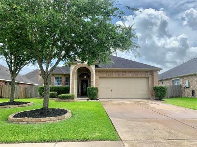Pearland Single Family Home For Sale: 3216 Cactus Heights Lane