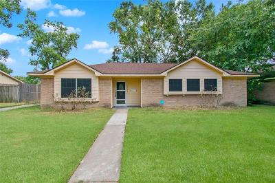 Houston Single Family Home For Sale: 5762 Fontenelle Drive