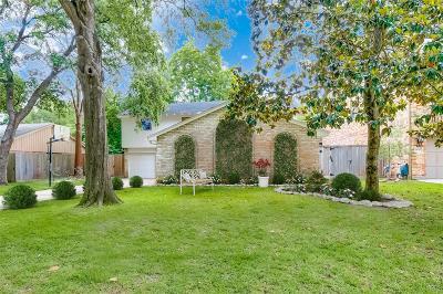 Memorial Single Family Home For Sale: 14110 Kingsride Lane