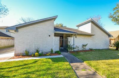 Houston Single Family Home For Sale: 12426 Chadwell Drive