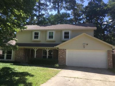 The Woodlands Single Family Home For Sale: 6 Yellowood Court