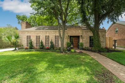 Briargrove Park Single Family Home For Sale: 10335 Lynbrook Hollow Street