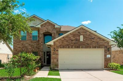Tomball Single Family Home For Sale: 8627 Cedar Walk Drive