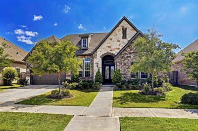 Katy Single Family Home For Sale: 4702 Magnolia Summit Lane