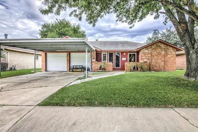 Deer Park Single Family Home For Sale: 1206 Kitty Street