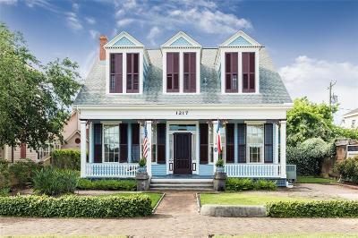 Single Family Home For Sale: 1217 Church Street