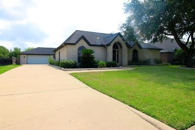 Willis Single Family Home For Sale: 5239 Lakeshore Drive