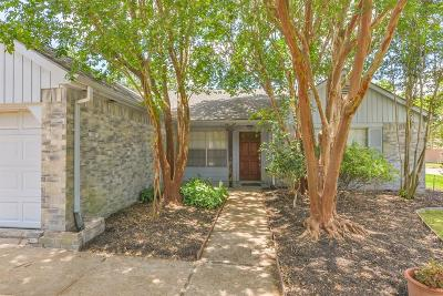 Katy Single Family Home For Sale: 3535 Campfield Court